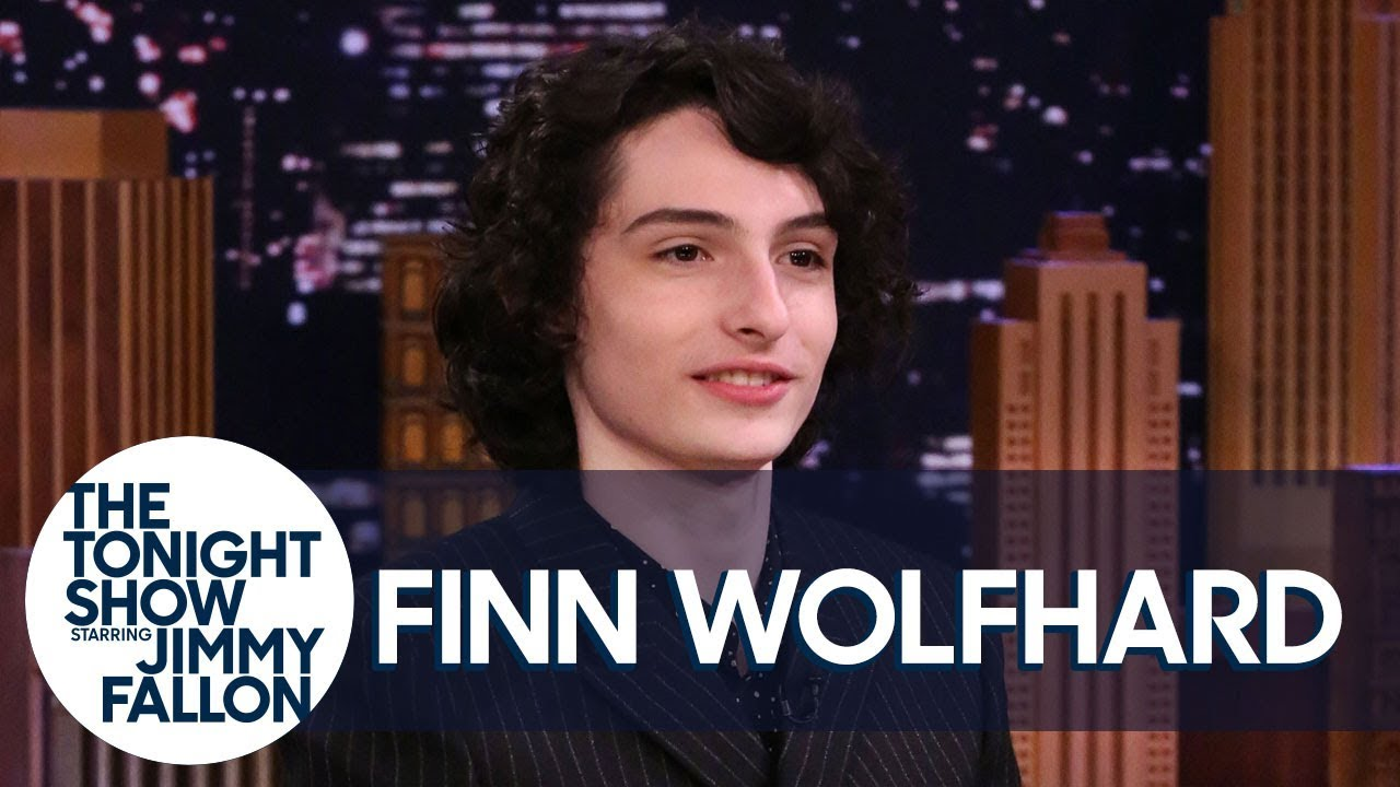 Finn WolfhardTalks Stranger Things 4 Hair Spoilers and Ghostbusters: Afterlife