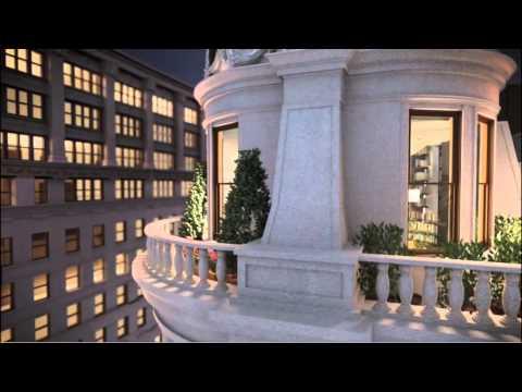 141 Fifth Avenue Cupola Penthouse