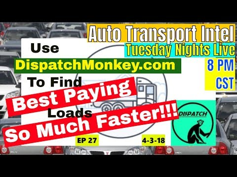 Find Best Paying Loads Faster w Dispatch Monkey Load Board Search Tool