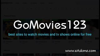 GoMovies123: Best Places to Watch Movies Online for Free