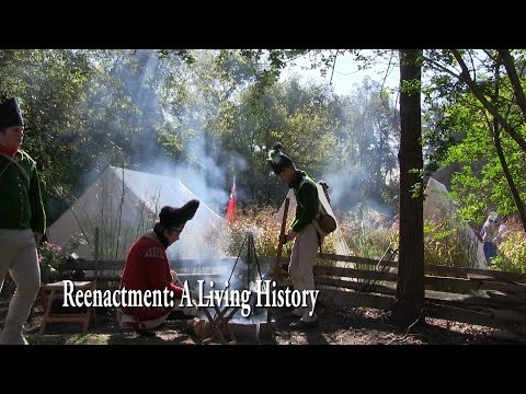Reenactment A Living History