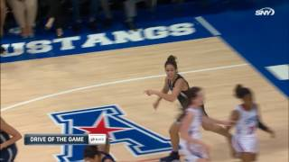 UConn Women's Basketball vs. SMU Highlights