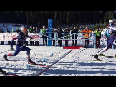 Sovereign Lake NorAm/SuperTour 2017 Mens A Final