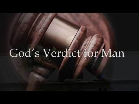 God's Verdict for Man · 200419 Sunday PM · Pastor Jerome Pittman