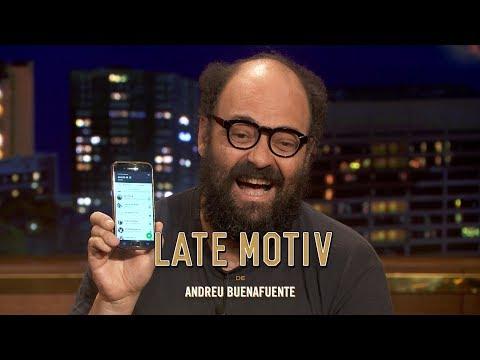 LATE MOTIV - Ignatius Farray en tu móvil  LateMotiv257
