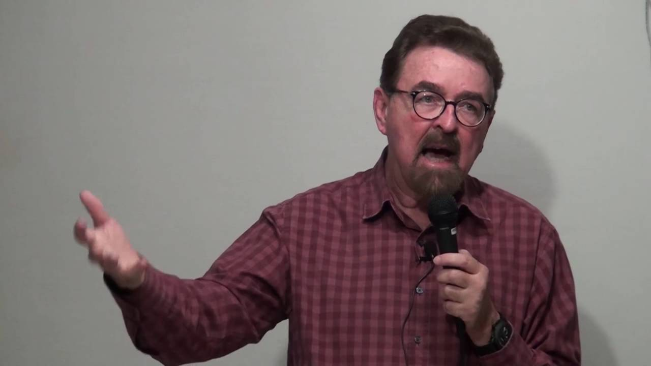"Palestra: ""Jesus, o terapeuta"" com Sergio Thiesen"