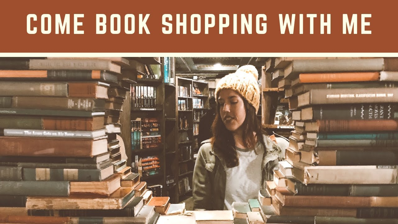Come Book Shopping With Me! (The Last Bookstore haul + vegan donut tasting)