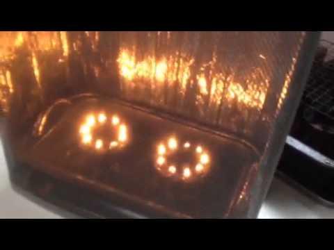 ツインバーナー Japan Oil Candle Powered House Heater