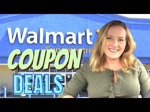 WALMART COUPON DEALS & FREEBIES   9/27 - 10/3   Grocery Deals, Household Products & More!