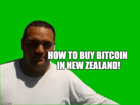 How To Buy Bitcoin In New Zealand! (Coinbase Doesn't Work In NZL!)