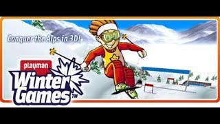 Playman Winter Games - Mr. Goodliving Ltd.