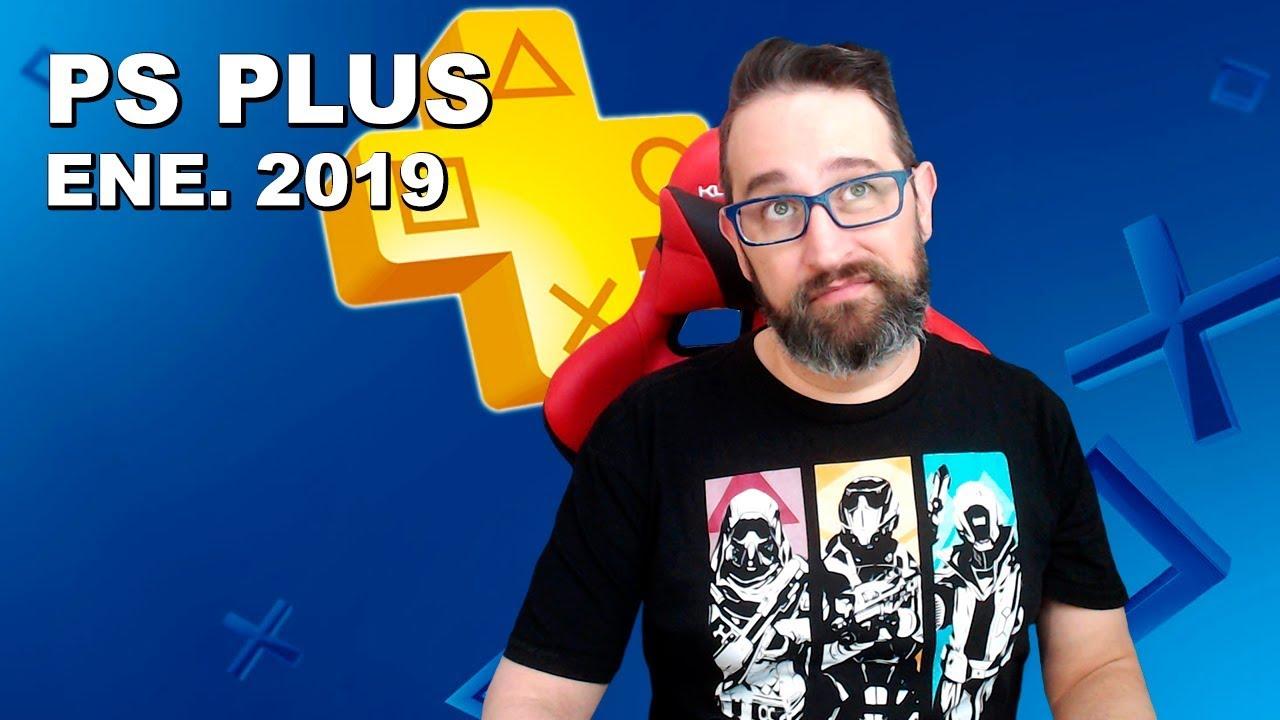 Estos Son Los Juegos Gratis Con Ps Plus De Enero 2019 Youtube
