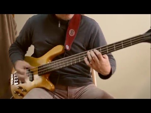 LOOKING UP  - Casiopea | Bass cover