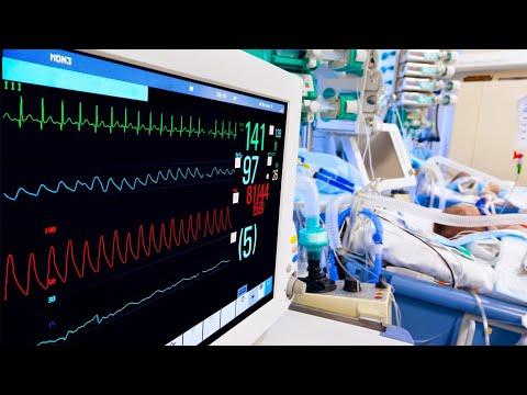 Aumento de pacientes con Covid-19 en CTI
