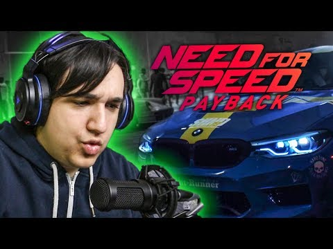 SADA VOZIMO NABUDZENO M5 !!! Need For Speed: Payback - Parte.2