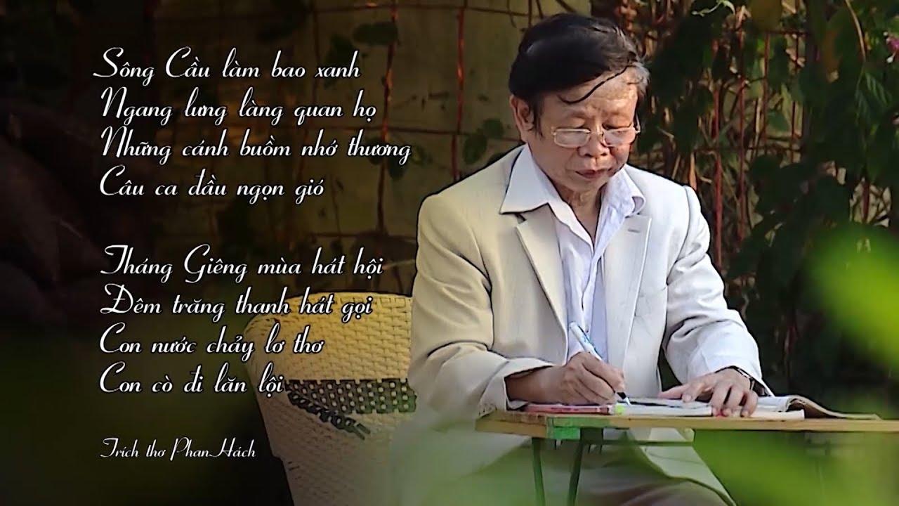 Nhà thơ, nhà văn Nguyễn Phan Hách qua đời