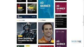 Soccer - Sport WordPress Theme for Football, Sport Club, Sport Team
