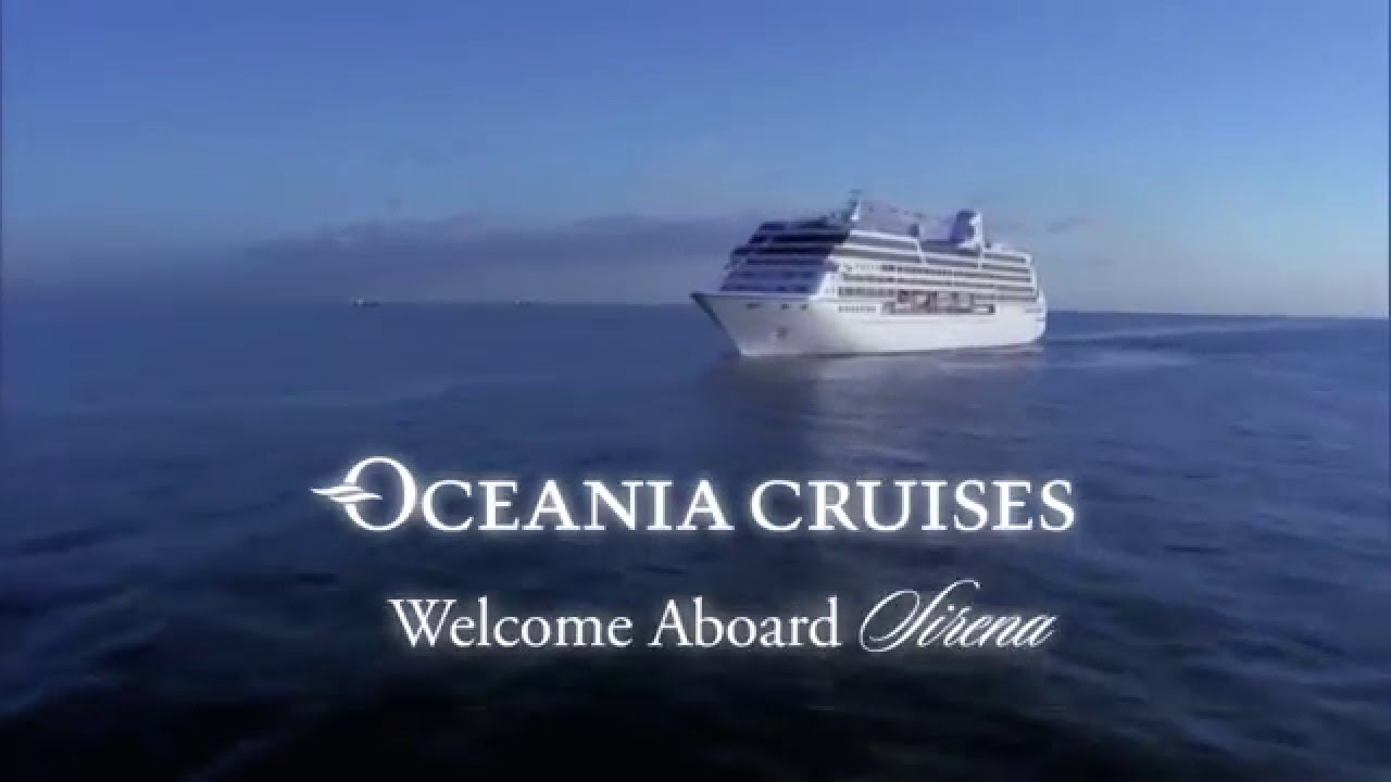 Oceania Cruises39 Sirena  YouTube