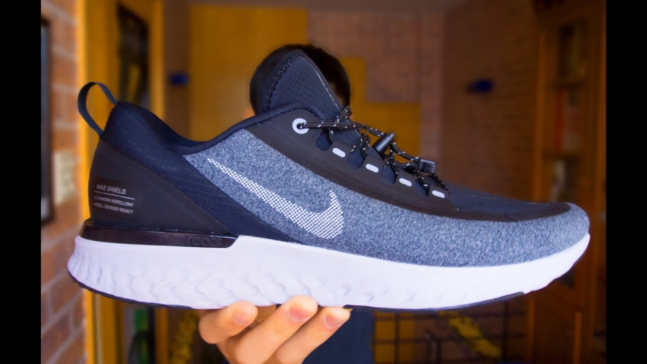 483d58e7cc6d5 Download Solution To Wet Socks Nike Odyssey React Shield Review Mp3 Mp4 3gp  Flv