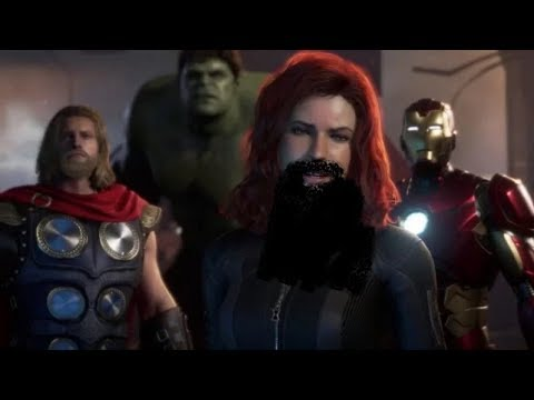 Square Enix @ E3 2019: Avengers, Haunted by the Ghost of Marvel | ATP Fight Companion