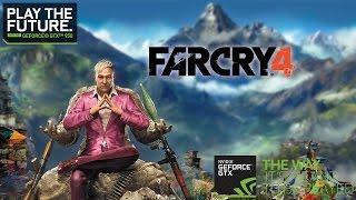 Far Cry 4 on NVIDIA GeForce GTX 950 Gameplay