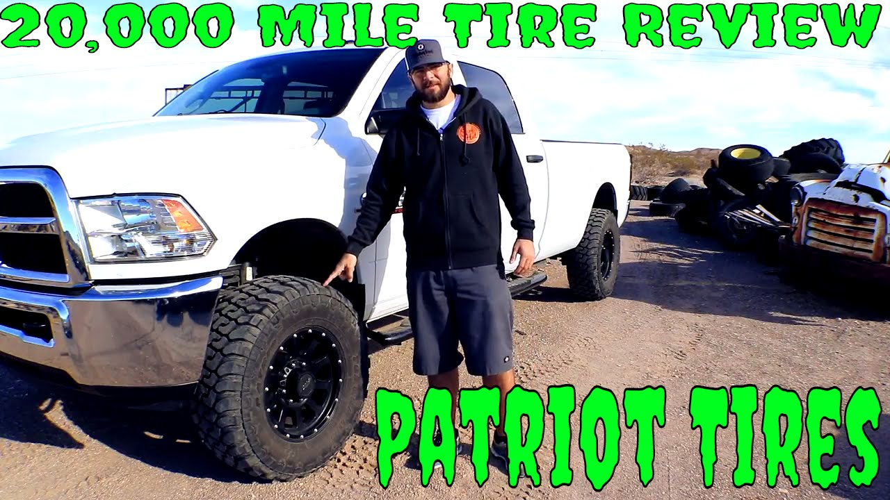 Patriot Tires Jeep Suv Car Truck Minivan >> Best 35 Inch Tires Reviews 2019 Sep New Edition