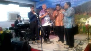 If we ever needed The Lord before - Sion Singers (Indonesian gospel vocal group 29 Mei 2014)