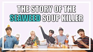 COOKING 101 WITH KIM WONPIL | #DAY6 #Youth