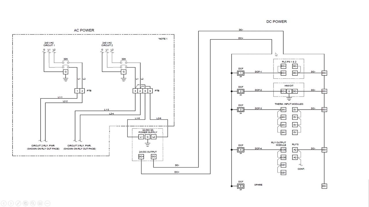Understanding Wiring Diagrams Part 3 Power Youtube