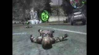 Enemy Territory: Quake Wars PC Games Gameplay - QuakeCon