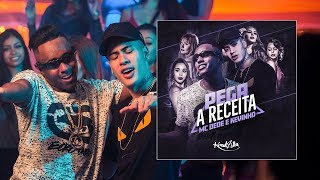 Pega a Receita - MC Dede e Kevinho (2018)