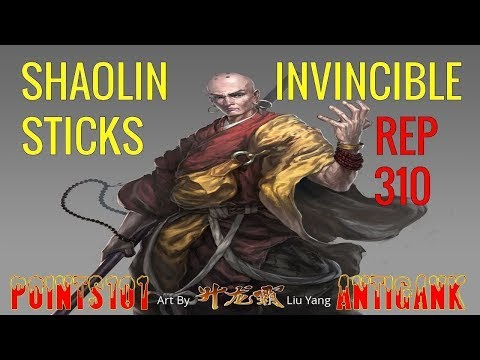 REP 310 SHAOLIN High Level Gameplay ANTI GANK For Honor Year 3 Season 1