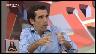 """Entrevista """"Praça da Alegria"""""""