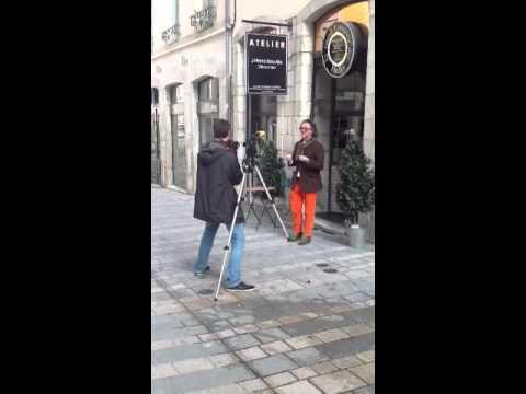 Jean-pierre  Bouvée / pilote TV
