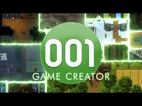 001 Game Creator Trailer