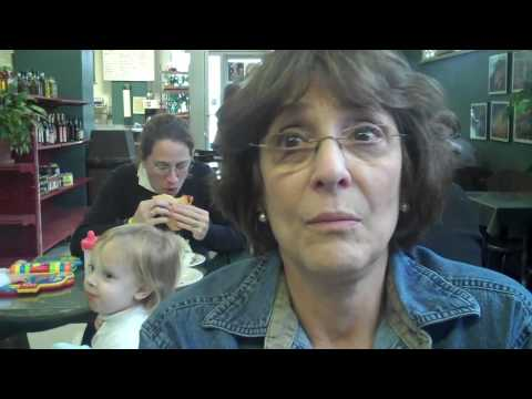 CRAIG BREWER interviews JOANN JOHNSON on her last day at FINO'S