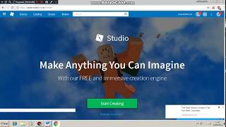 how to download roblox studio for free