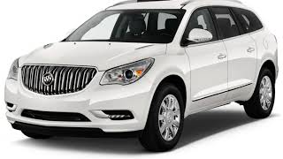 2018 Buick Enclave Looks Like The Published Version Of The First Generation Suv S Early Draft REVIEW