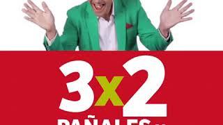 Julio Regalado 2020: 3x2 en pañales y mundo bebé