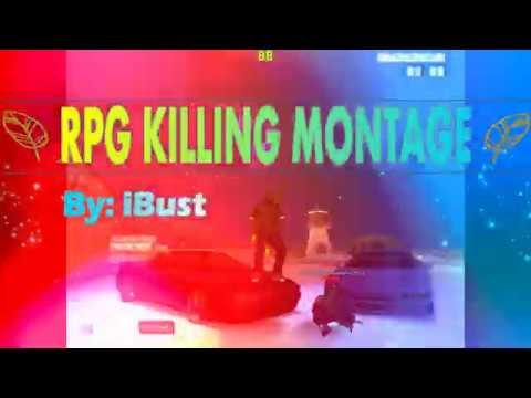 iBust || RPG KILLING MONTAGE #2