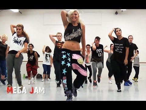 'Take U There' Skrillex & Diplo choreography by Jasmine Meakin (Mega Jam)