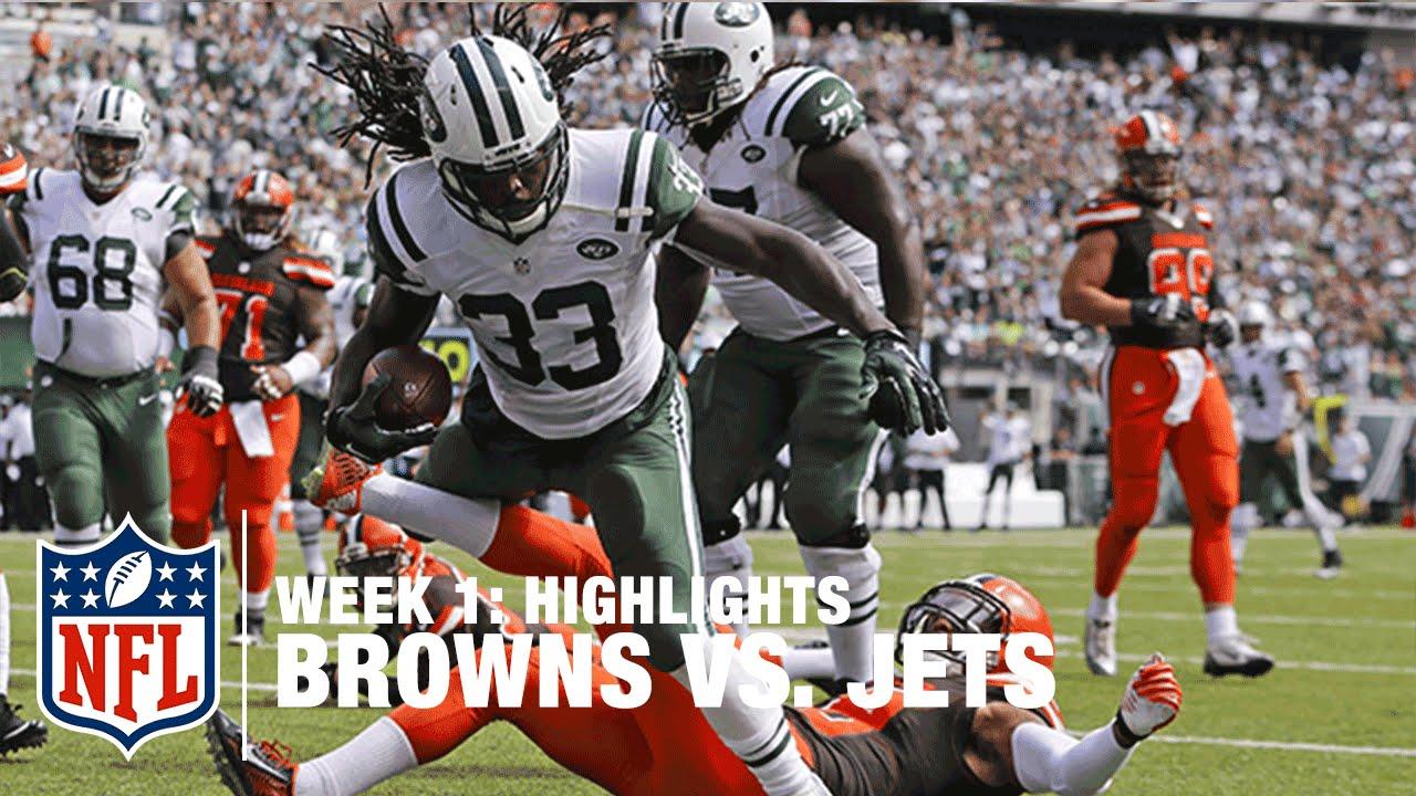 Jets | Week 1 Highlights | Nfl