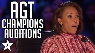 The Champions On America's Got Talent 2019 WEEK 6 Got Talent Global