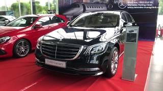 Chi tiết Mercedes S450 Luxury 2018 - Giá xe Mercedes S450 Luxury 2018 | Mercedes Trường Chinh