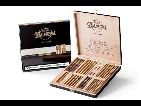 Hans Rijfkogel: Balmoral Private Collection Cigar wins Frontier Award