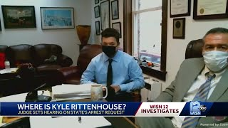 New Hearing Set For Kyle Rittenhouse