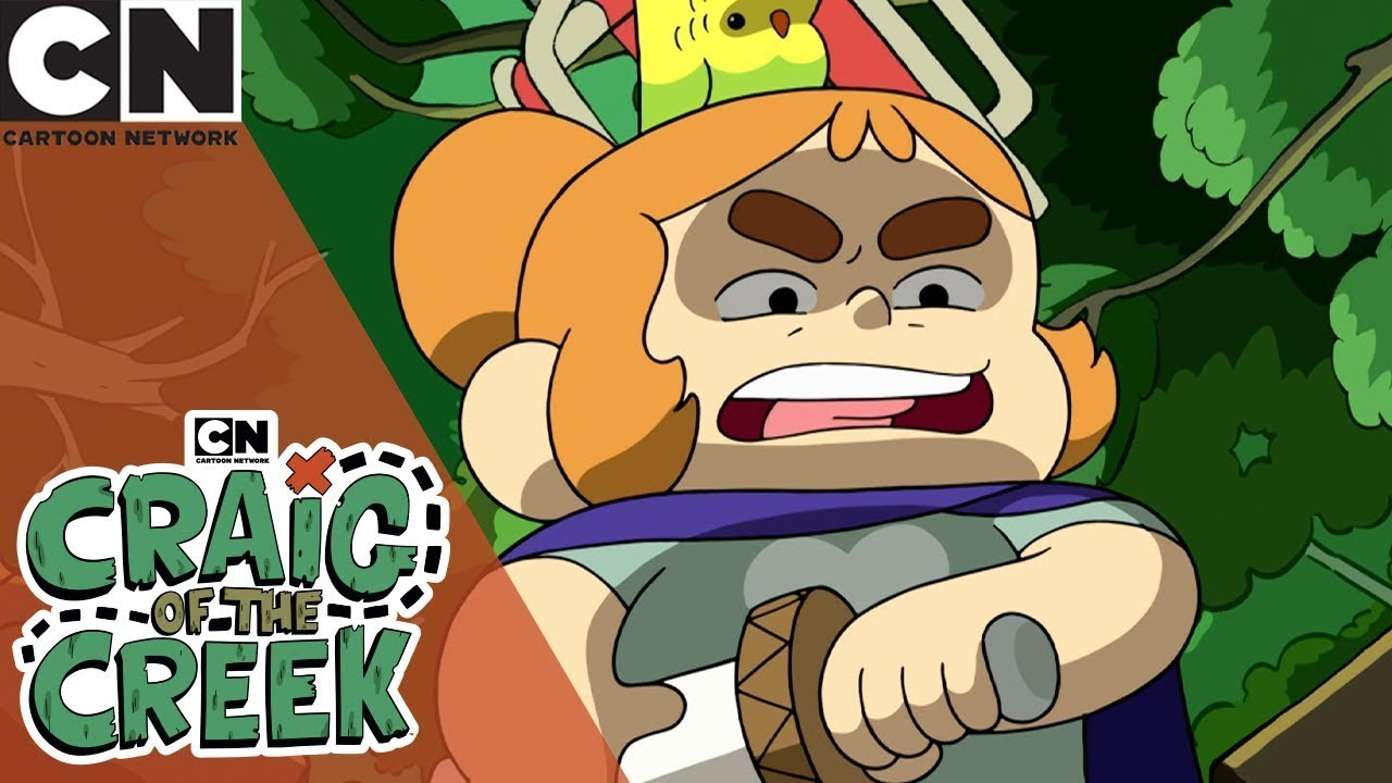 Craig of the Creek | The Search | Cartoon Network UK 🇬🇧