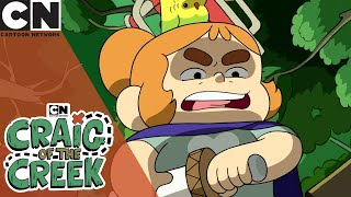 Craig of the Creek | The Search | Cartoon Network UK