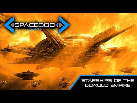 Stargate: The Ships of the Goa