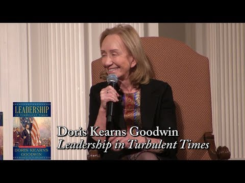 Doris Kearns Goodwin, 'Leadership In Turbulent Times' (w/ Ezra Klein)